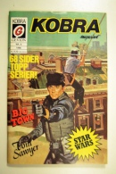 Kobra magasinet nr. 6 - 1986