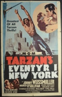 Tarzan's Eventyr i New York