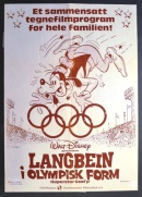 Langbein i olympisk form