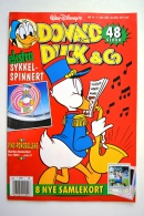 Donald duck & co nr. 19 - 1993