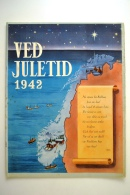 Ved Juletid (Fjellhaug) 1942