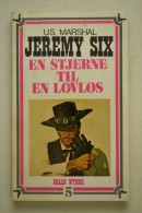 U. S. Marshal Jeremy Six nr. 5 - 1972