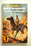 Davy bøkene Davy Crockett og creek-indianerne